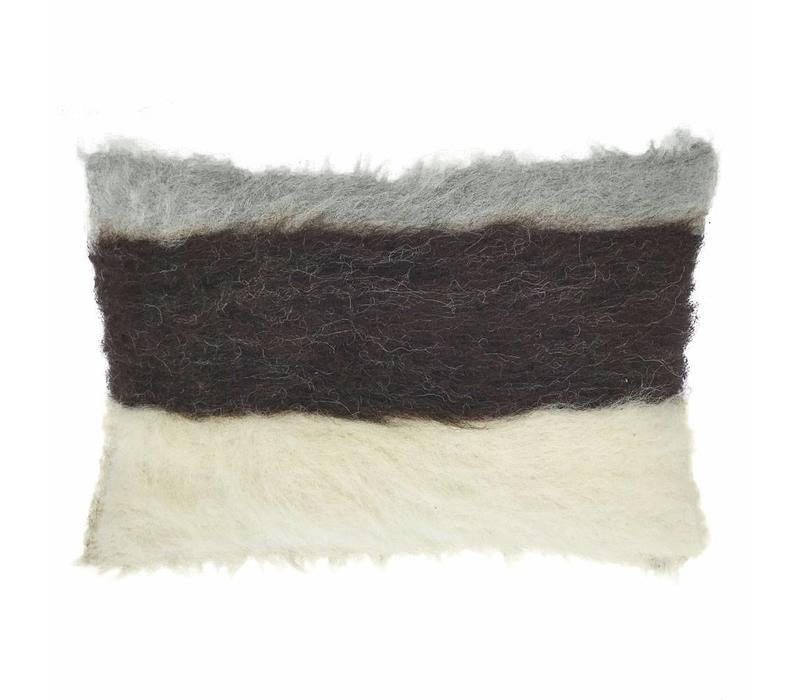 Bigstripe rectangle cushion 40x70