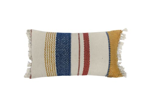 Multicolor boucle miracle cushion (March 15)