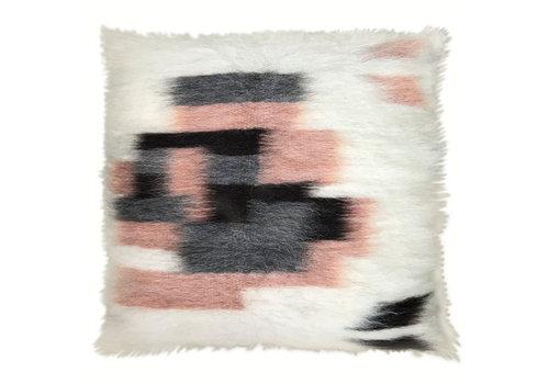Floor cushion 100% wool rose 90x90 (NEW) (15 Oct)