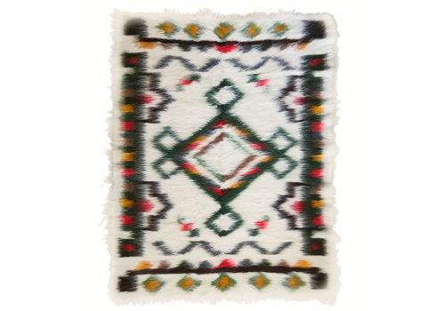 Floor plaid miracle 100% wool (NEW)