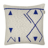 Fantasy line knitted cushion blue (NEW)