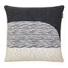 Sunset knitted cushion black (NEW)