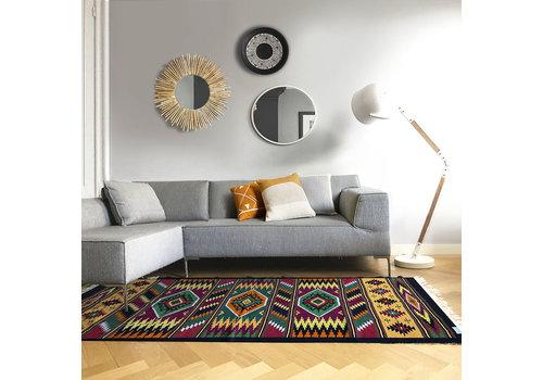 Unique carpet apricot 100% wool 149x220cm (NEW)