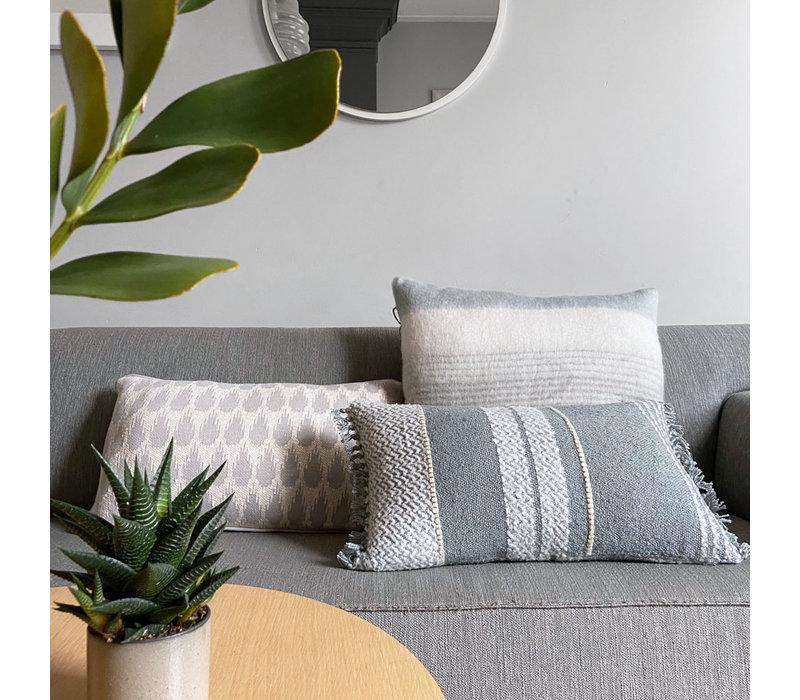 Berber grey cushion