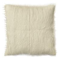 Floor cushion 100% wool triangle 90x90