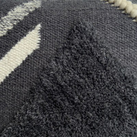 Wonder cushion cozy grey