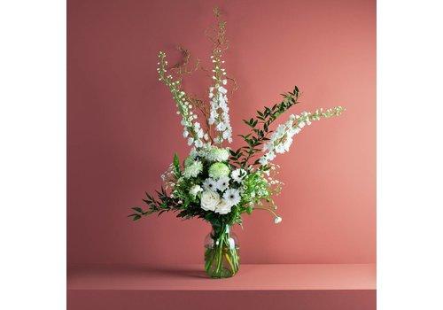 Harpers Bazaar Bouquet Moederdag + Vaas