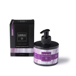 color in mask purple berry