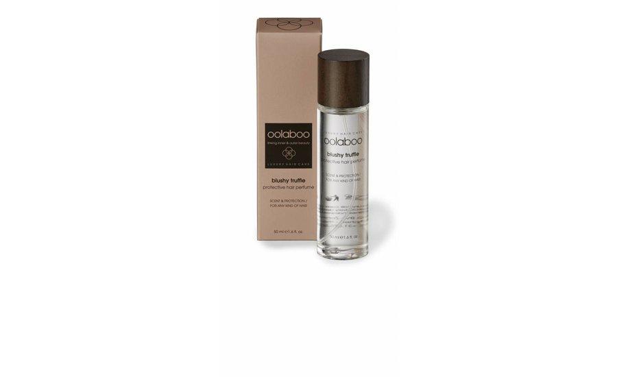 blushy truffle hair perfume