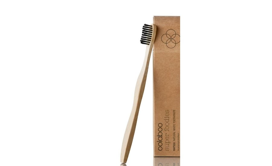eco conscious bamboo tooth brush