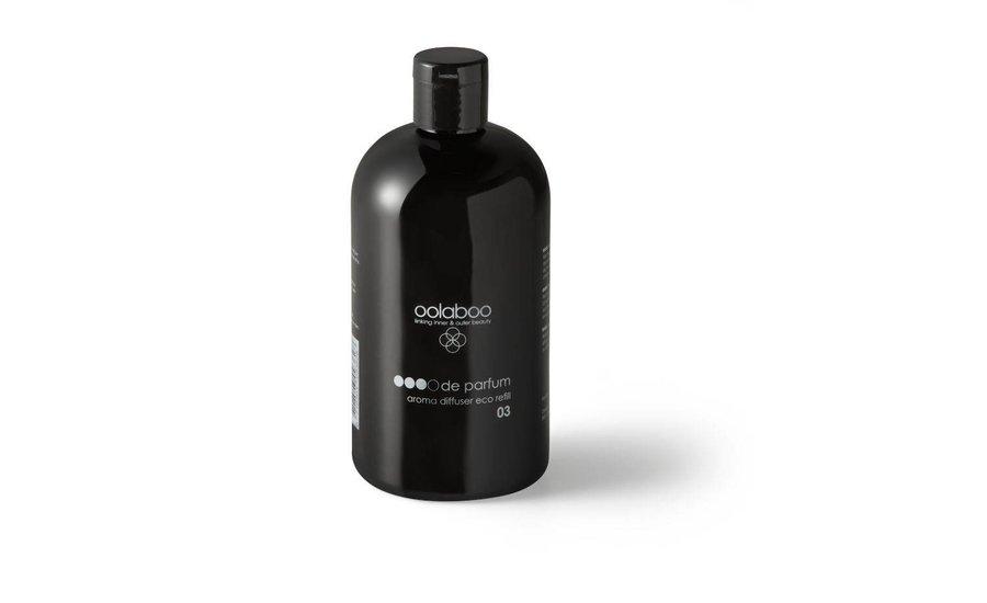 OOOO aroma diffuser eco-refill 500 ml