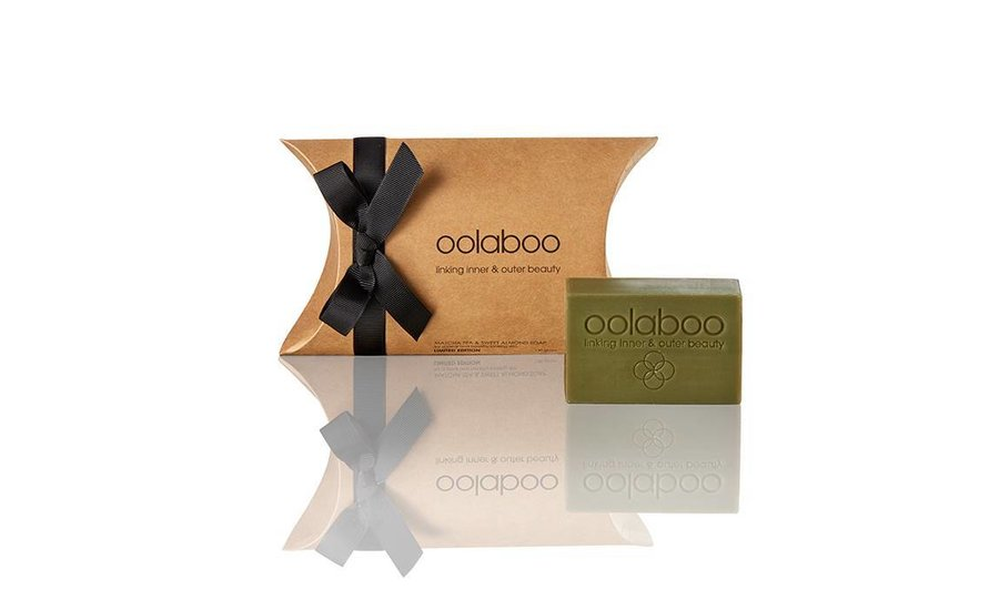 matcha soap bar 2+1 gratis