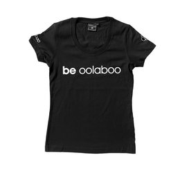 100% organic cotton t-shirt black   S