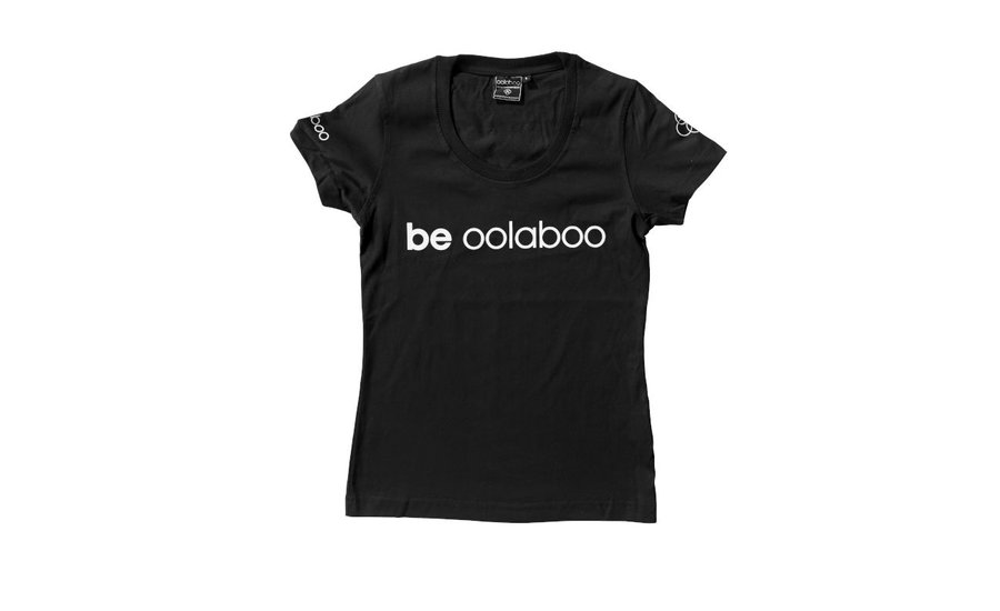 100% organic cotton t-shirt black   L