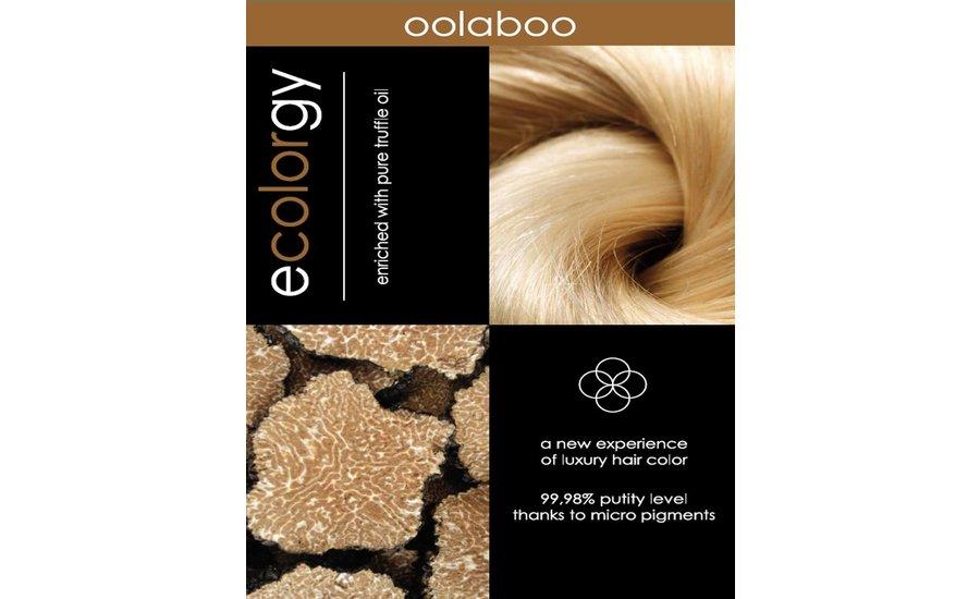 Ecolorgy permanent & semi-permanent kleurenboek