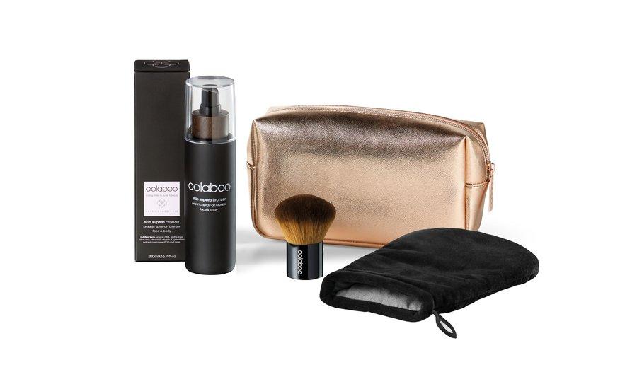 skin superb bronzer starter set