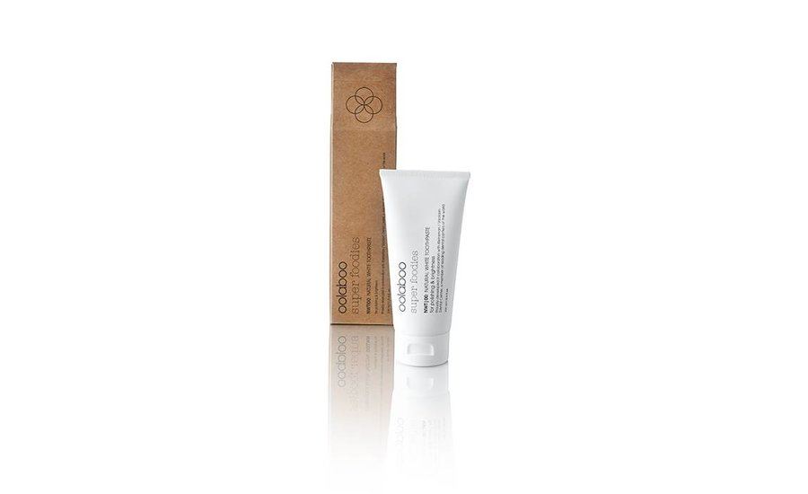 natural white toothpaste  100 ml