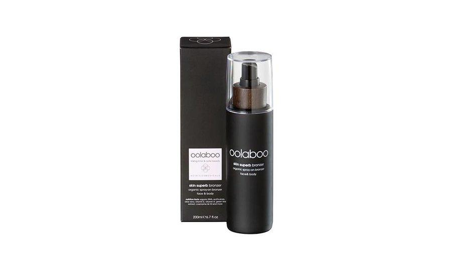 skin superb organic spray-on bronzer   200 ml