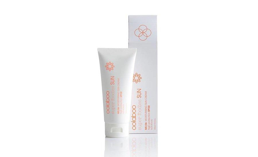 moisturizing sun cream (spf 30)  100 ml