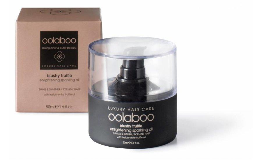 blushy truffle sparkling oil 50 ml