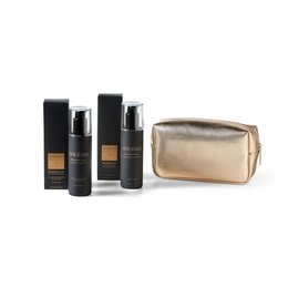 skin defense DNA protective set GRATIS toilettas