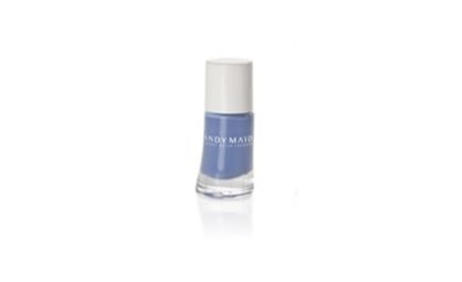 nail polish light blue  (promotion)
