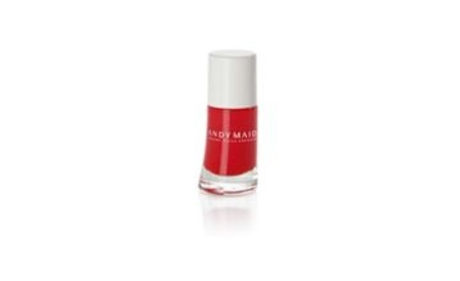 nail polish red (promotion)
