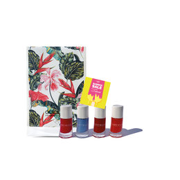 Summer Deal Nail Polish (White Pouch)