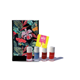 Summer Deal Nail Polish (Black Pouch)