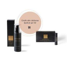skin defense cream & lipstick