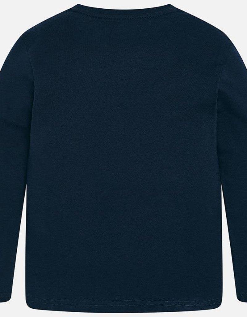 Mayoral Mayoral Shirt Navy 7004