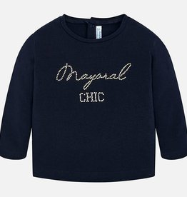 Mayoral Mayoral Basic T-shirt 116 navy