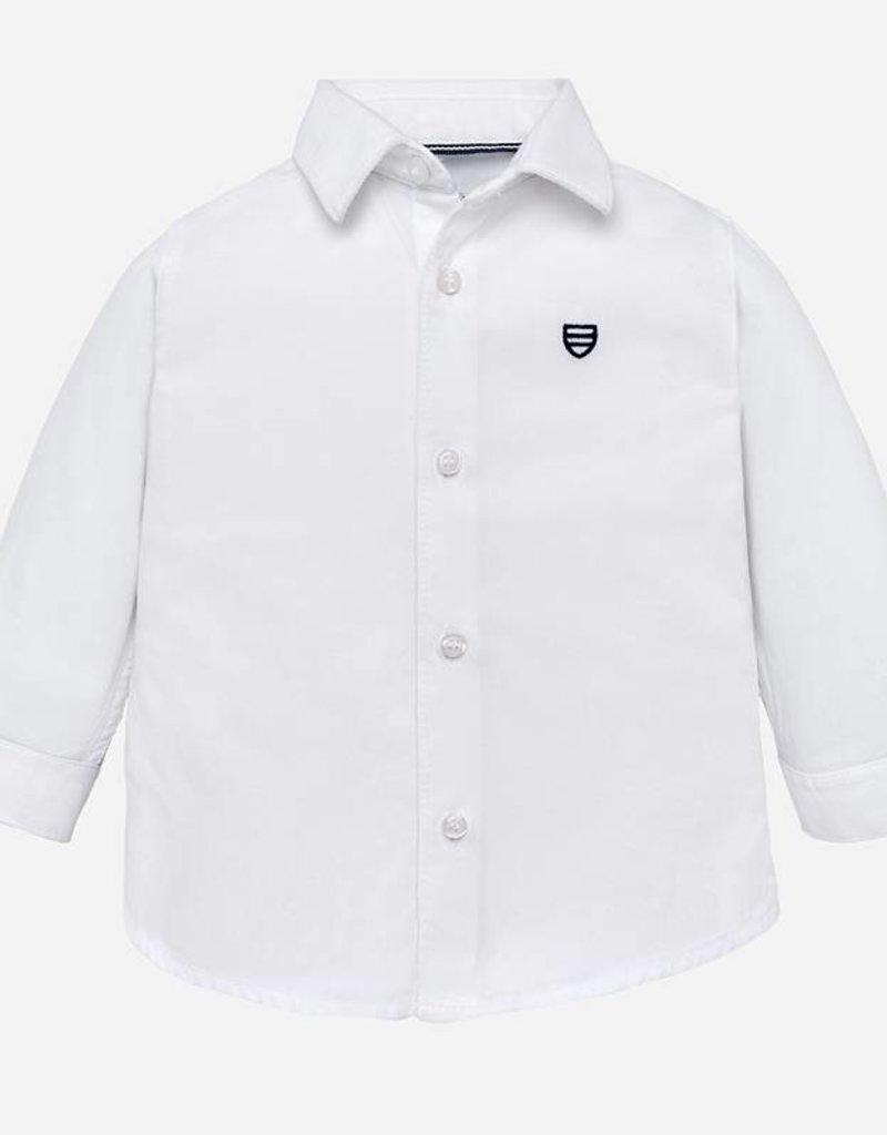 Mayoral Mayoral Basic blouse wit 124