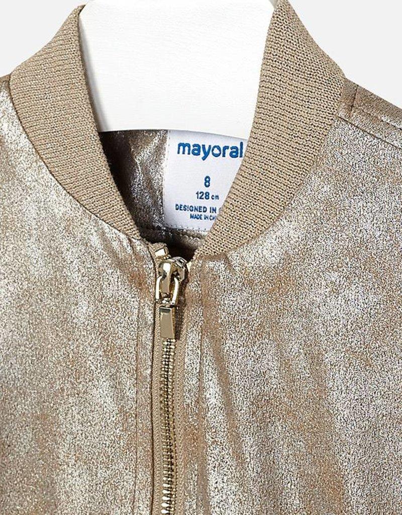 Mayoral Mayoral  gouden jasje 7454