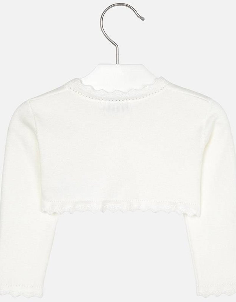Mayoral Mayoral Vestje Off-white 308 1