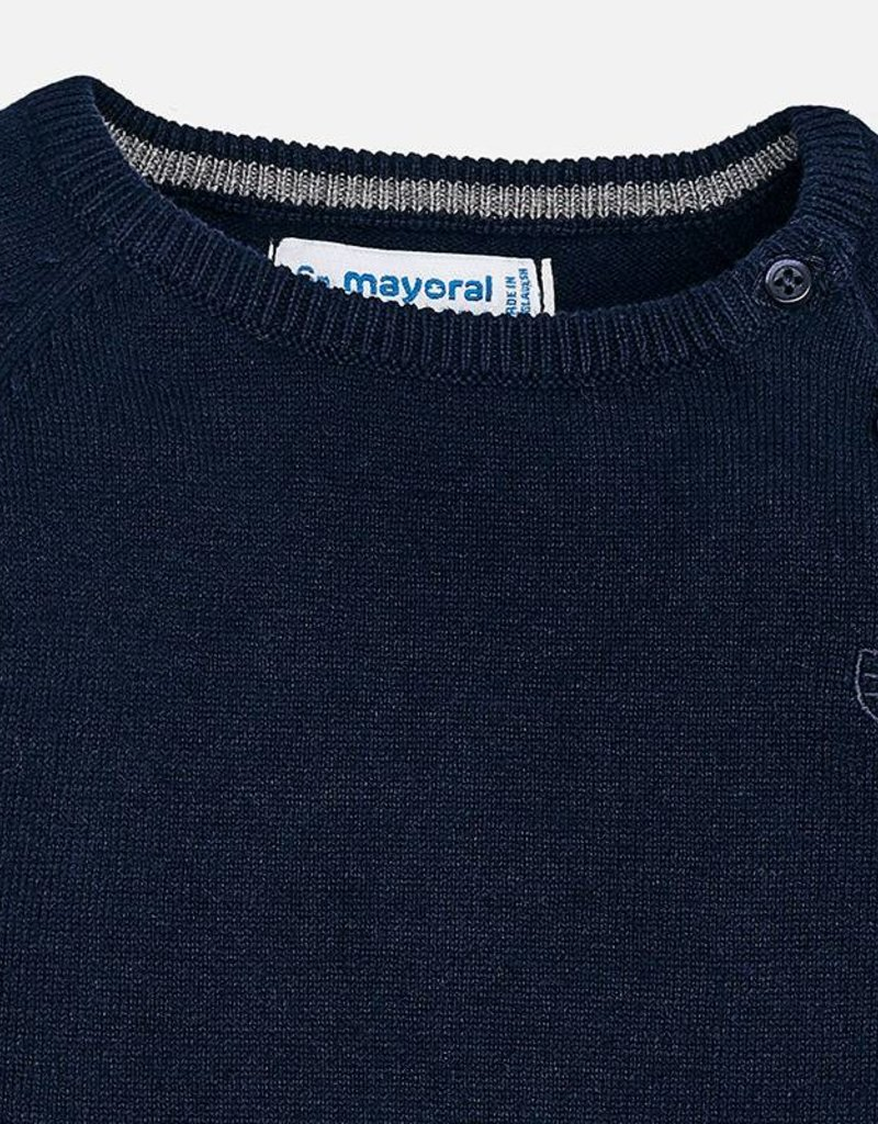 Mayoral Mayoral trui navy  309 1