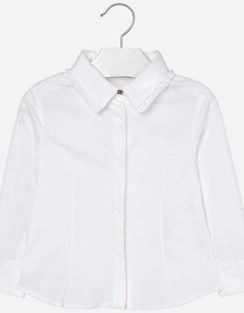 Mayoral Mayoral blouse off white 4120