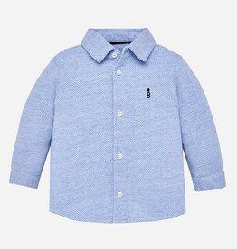Mayoral Mayoral Licht Blauw Overhemd 2134