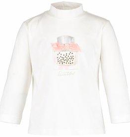 Mayoral Mayoral Shirt Wit/Roze 2000