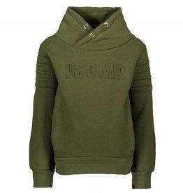 lcee Lcee Sweater Groen of Zwart