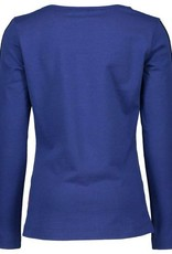 Nono Nono T-shirt Kobaltblauw