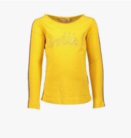 Nono Nono T-shirt Oker Geel
