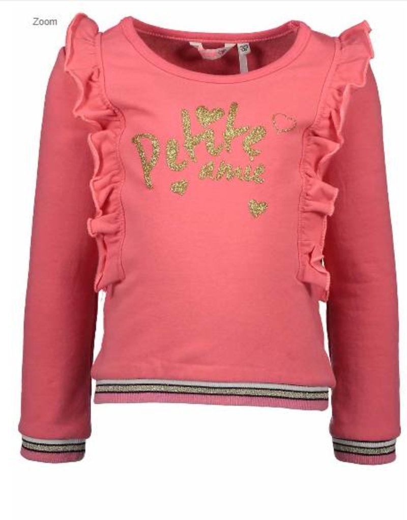 Bampidano Bampidano Roze Sweater