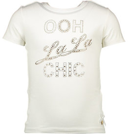 Le Chic PreSpring Le Chic T-shirt Print Off White
