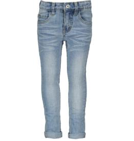 Tygo & Vito T&v Skinny Stretch Jeans Midden Blauw