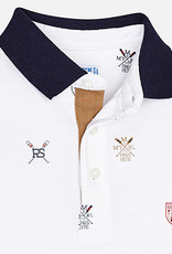 Mayoral Mayoral Polo Wit/Print