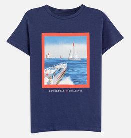 Mayoral Mayoral Shirt Navy/Print