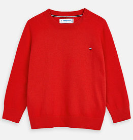Mayoral Mayoral Basic Pullover Rood