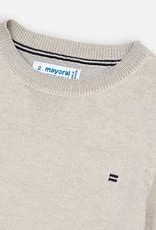 Mayoral Mayoral Basic Pullover Zand