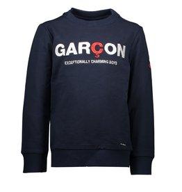 Le Chic Garçon PreSpring Le Chic Garcon Sweater Navy